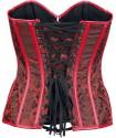 hooked corset back